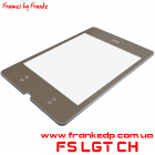 Кухонные весы, серия Frames By Franke, FS LGT CH