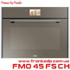 Компактный пиролитический духовой шкаф FMO 45 FS CH