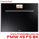 Компактный духовой шкаф с функцией микроволновой печи FMW 45 FS BK