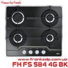 Газовая варочная поверхность FRANKE FH FS 584 4G BK