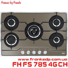 Газовая варочная поверхность FRANKE FH FS 785 4G CH