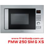Встраиваемая СВЧ FRANKE FMW 250 SM G XS