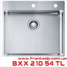 мойка FRANKE, серия BOX, BXX 210-54 TL