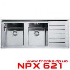 Мойка Franke NPX 621