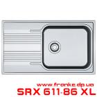 Мойка Franke, серия - Smart, SRX 611-86 XL