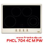 Электрическая варочная поверхность FRANKE FHCL 704 4C M PW