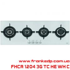 Газовая поверхность FRANKE FHCR 1204 3G TC HE WH C