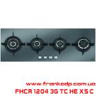 Газовая поверхность FRANKE FHCR 1204 3G TC HE XS C
