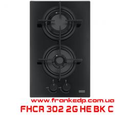 Газовая поверхность FRANKE FHCR 302 2G HE BK C