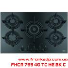 Газовая варочная поверхность FRANKE FHCR 755 4G TC HE BK C