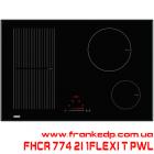 Индукционная варочная поверхность FHCR 774 2I 1FLEXI T PWL