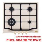 Газовая поверхность FRANKE FHCL 604 3G TC PW C