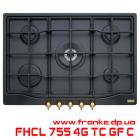 Газовая поверхность FRANKE FHCL 755 4G TC GF C