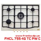 Газовая поверхность FRANKE FHCL 755 4G TC PW C
