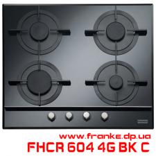 Газовая поверхность FRANKE FHCR 604 4G BK C