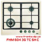 Газовая поверхность FRANKE FHM 604 3G TC SH C