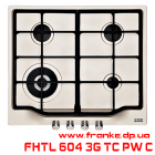Газовая поверхность FRANKE FHTL 604 3G TC PW C
