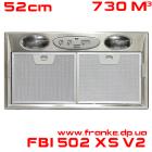 Встраиваемая вытяжка Franke FBI 502 XS V2