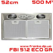 Встраиваемая вытяжка Franke FBI 512 ECO GR