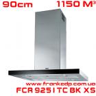 Вытяжка Franke, серия CRYSTAL, FCR 925 I TC BK XS