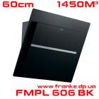 Кухонная вытяжка Franke FMPL 606 BK B