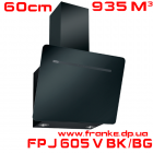 Кухонная вытяжка Franke FPJ 605 V BK/BG