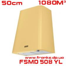 Кухонная вытяжка Franke, серия Smart Deco, FSMD 508 YL