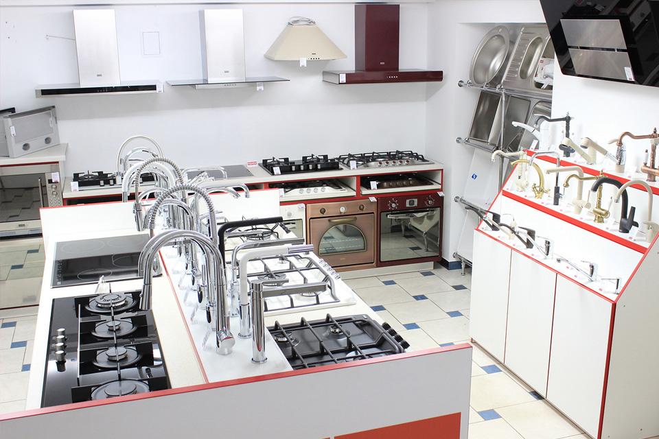 смесители для кухни