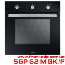 Мультифункциональный духовой шкаф SGP 62 M BK/F