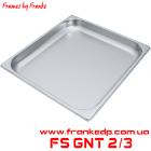 Коландер-лоток для гастроёмкостей Franke, серия Frames By Franke, FS GNT 2/3