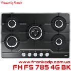 Газовая варочная поверхность FRANKE FH FS 785 4G BK