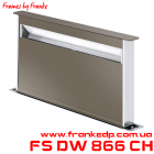 Вытяжка для монтажа в столешницу  FRANKE FS DW 866 CH