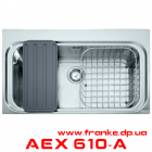 Мойка Franke AEX 610-A