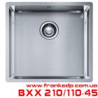 мойка FRANKE, серия BOX, BXX 210|110-45