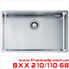 мойка FRANKE, серия BOX, BXX 210|110-68