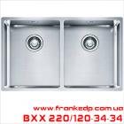 мойка FRANKE, серия BOX, BXX 220|120-34-3