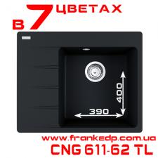Мойка Franke CNG 611-62TL