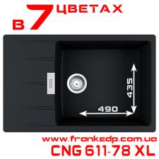 Мойка Franke CNG 611-78XL