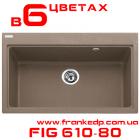 Мойка Franke FIG 610-80, серия FIGI
