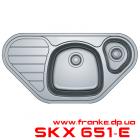 Мойка Franke SKX 651-E