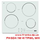 Индукционная варочная поверхность FH 604-1W 4I T PWL WH