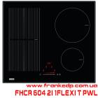 Индукционная варочная поверхность FHCR 604 2I 1FLEXI T PWL