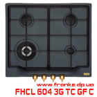 Газовая поверхность FRANKE FHCL 604 3G TC GF C