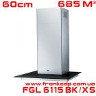 Кухонная вытяжка Franke, серия Glass Linear, FGL 6115 BK\XS