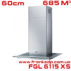 Кухонная вытяжка Franke, серия Glass Linear, FGL 6115 XS
