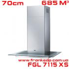 Кухонная вытяжка Franke, серия Glass Linear, FGL 7115 XS