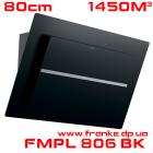 Кухонная вытяжка Franke FMPL 806 BK B