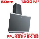 Кухонная вытяжка Franke, серия Evo Plus, FPJ 625 V BK/SS