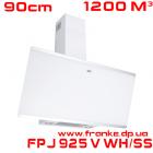 Кухонная вытяжка Franke, серия Evo Plus, FPJ 925 V WH/SS